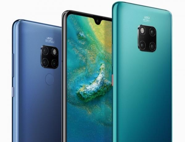 Герой дня: Huawei Mate 20 за 34 000 и Mate 20 Pro за 51 000 рублей