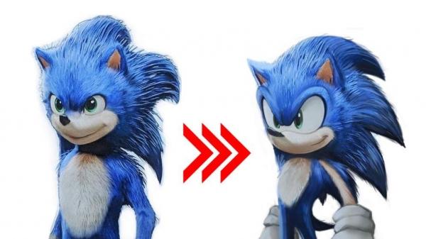 Создатели фильма Sonic The Hedgehog изменят ненавистного фанатами Соника
