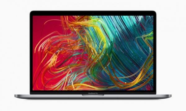 Apple представила самый мощный MacBook Pro с новой клавиатурой