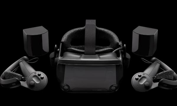 Valve Index— VR-гарнитура отсоздателей Steam среволюционными контроллерами