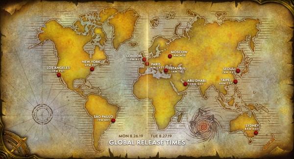 «Ванильная» World ofWarcraft Classic выйдет вавгусте, ноBlizzard даст сыграть ираньше