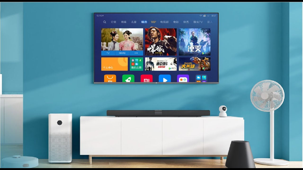 Новая линейка Xiaomi Mi TV
