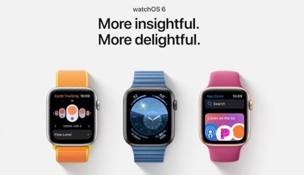 watchOS 6: свой магазин приложений, новые циферблаты и многое другое