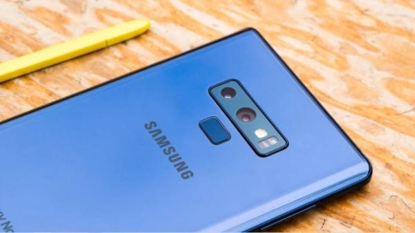 Samsung Galaxy Note 9 получил ночной режим съёмки Night Mode