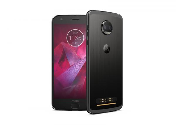 Motorola выпустила обновление Android Pie для флагмана Moto Z2 Force