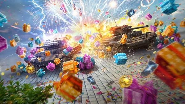 Wargaming дарит «атомные танки» вчесть пятилетия World ofTanks: Blitz