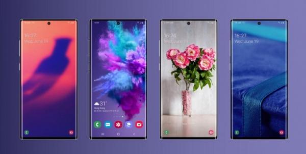 Дисплей Galaxy Note 10 будет работать как динамик