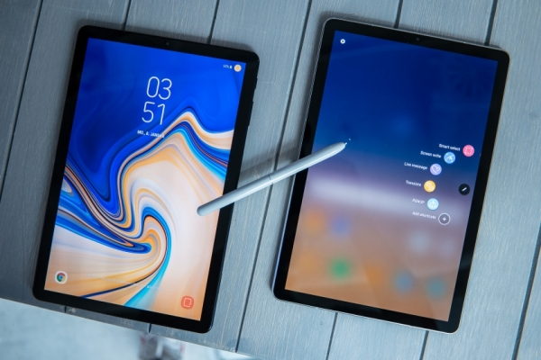 Флагманский планшет Samsung Galaxy Tab S5 получит стилус S-Pen в комплекте