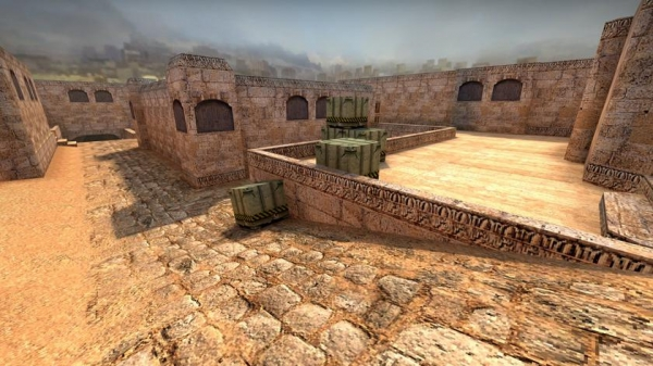 Counter-Strike празднует 20-летие: вGlobal Offensive вернули классическую Dust 2