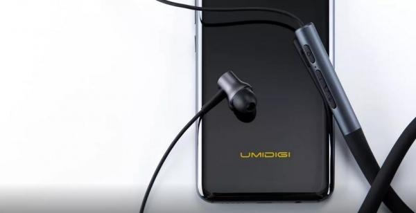 Umidigi Ubeats: прочные наушники на шею с Bluetooth 5.0 и аккумулятором на 140 мАч за $35