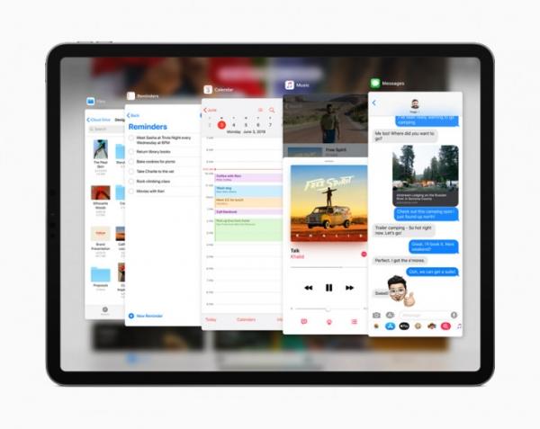 iPadOS – новая ОС для планшетов Apple