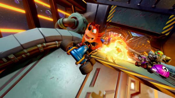 Первые оценки Crash Team Racing: Nitro-Fueled: геймеры ижурналисты ввосторге