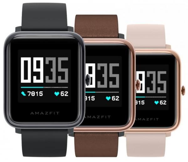 Amazfit Health Watch: еще одни «умные» часы с датчиком ЭКГ и ИИ чипом Huangshan No.1 за $100
