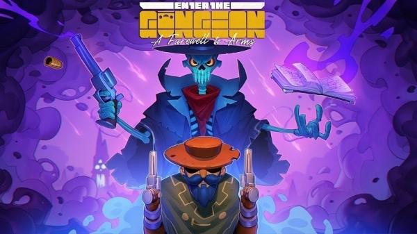 Epic Games бесплатно раздаёт Enter the Gungeon