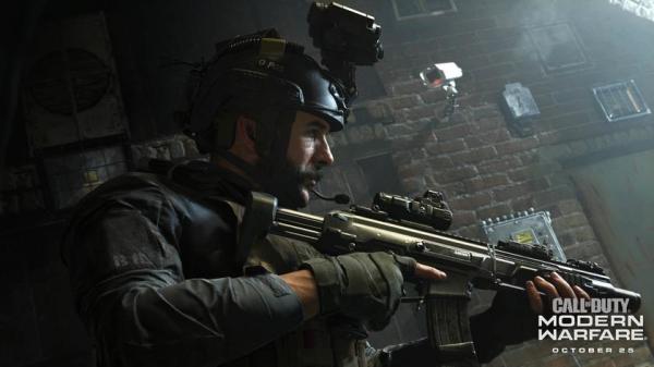 Call ofDuty: Modern Warfare получит поддержку трассировки лучей сNVIDIA RTX