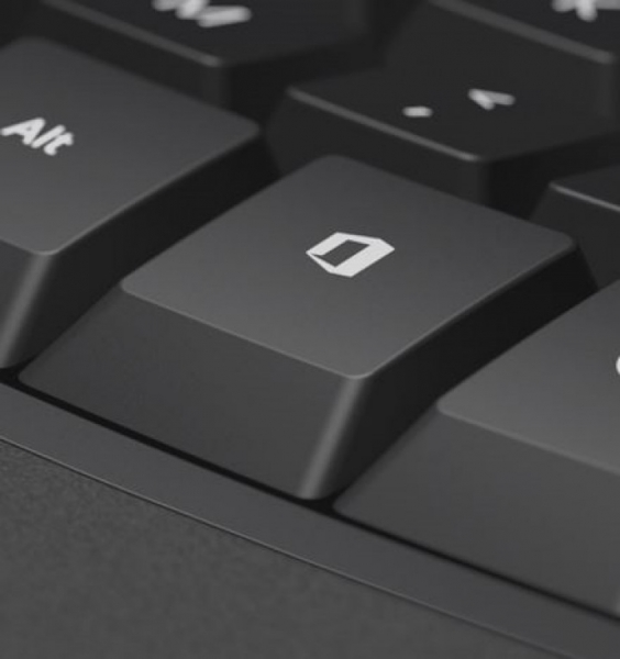Microsoft добавит клавишу Office в клавиатуру ПК