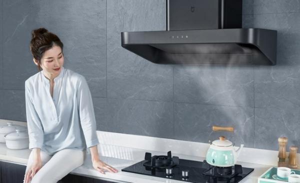 Xiaomi MiJia Internet Smoke Kit: «умный» кухонный комплект вытяжки и плиты за $288