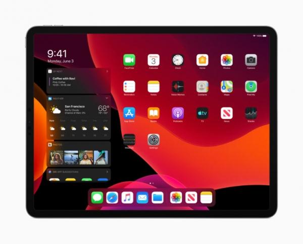 Apple представила iPadOS — операционную систему специально для планшетов (дополнено)