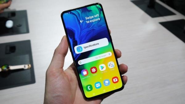 Мощнее, чем у Galaxy Note 10: среднебюджетный флагман Galaxy A90 получит быструю зарядку на 45 Вт