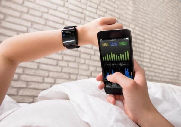 Эксперты: фитнес-браслеты могут вызывать беспокойство и снижать качество сна