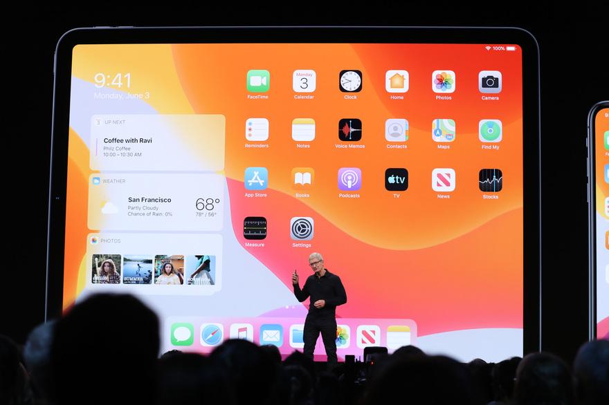 Какой будет iOS 13
