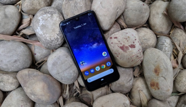 Nokia 2.2 – новый бюджетный смартфон, который будет обновляться до Android 12