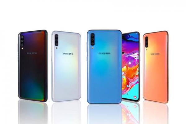 Samsung готовит новые смартфоны Galaxy A70s, Galaxy A30s и Galaxy A20s