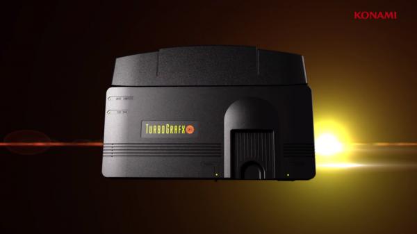 Привет иззолотой эры: Konami анонсировала TurboGrafx-16 Mini (PCEngine)