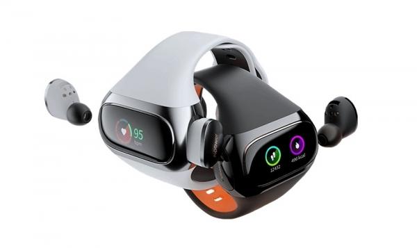 Aipower Wearbuds на Kickstarter: беспроводные наушники, которые заряжаются от фитнес-браслета