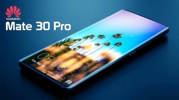 Слух: Huawei Mate 30 Pro получит AMOLED-дисплей с частотой обновления кадров 90 Гц, как у OnePlus 7 Pro