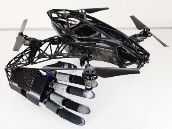 YouBionic выпустила дрон с руками