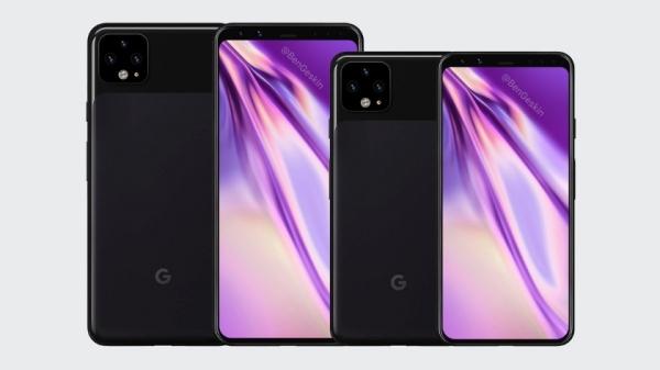 Смартфоны Google Pixel 4 и Pixel 4 XL получат аналог Face ID и True Tone