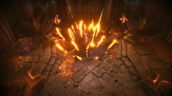 THQ анонсировала Darksiders Genesis— перезапуск серии вдухе Diablo