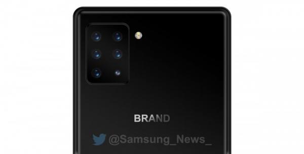 Sony разрабатывает смартфон с шестью задними камерами