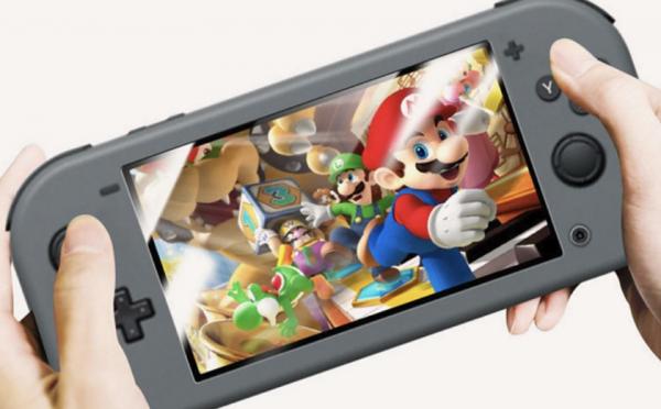 Nintendo Switch Mini появилась насайте производителя аксессуаров