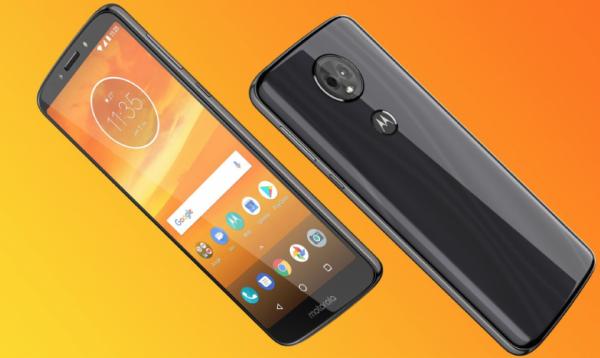 Motorola работает над смартфоном Moto E6 Plus с чипом MediaTek Helio P22