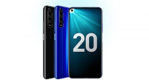 Huawei продал в Китае за 14 дней больше 1 млн единиц смартфонов Honor 20