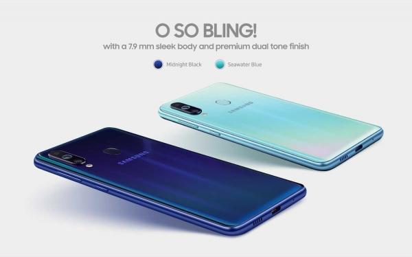 Samsung Galaxy M40: «говорящий» Infinity-O дисплей, Snapdragon 675 и тройная камера за $290