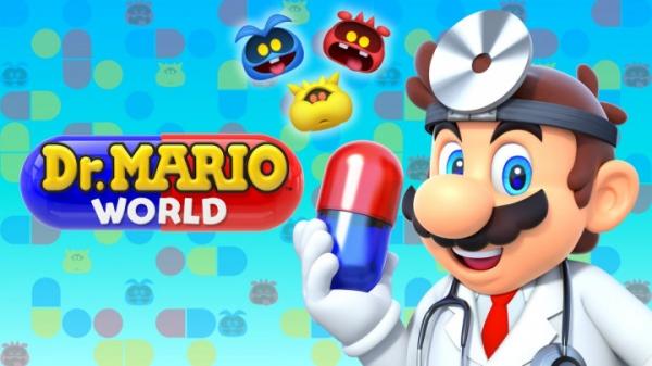 Бесплатная игра Dr. Mario World выходит на Android и iOS 10 июля