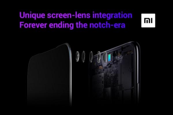 Xiaomi объяснила, как работает селфи-камера под экраном
