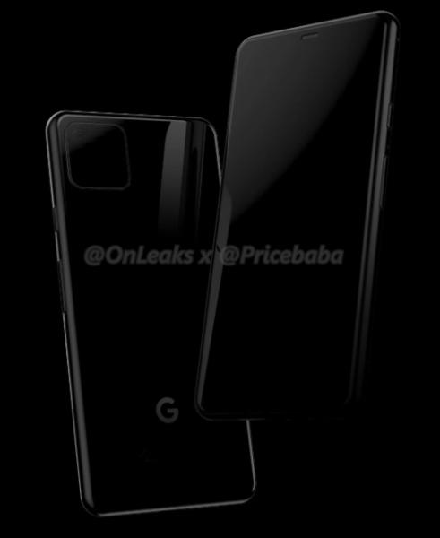 Прототип Google Pixel 4 появился на изображениях с дизайном, как у iPhone XI