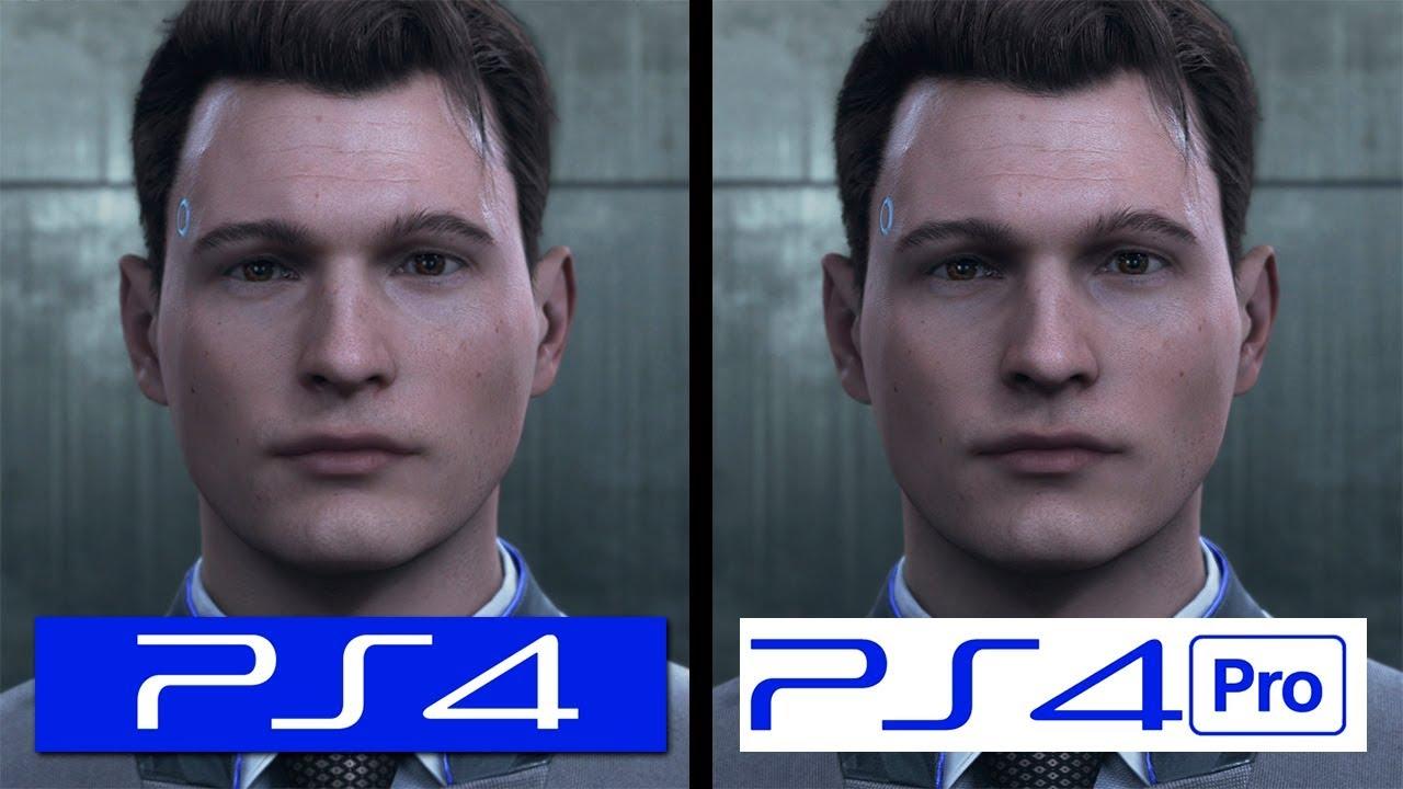 Sony Playstation 4 Pro – игры в запредельном качестве