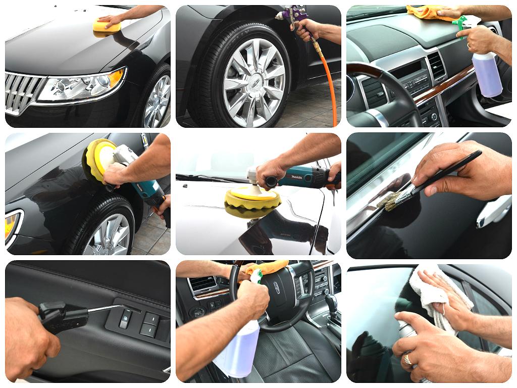 Детейлинг от автостудии konkretno.kiev.ua обеспечит хороший вид вашего автомобиля