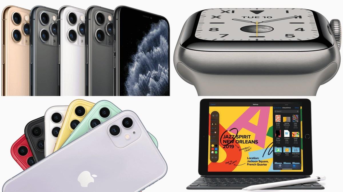 Как выгодно купить iPhone 11 и другие новинки Apple