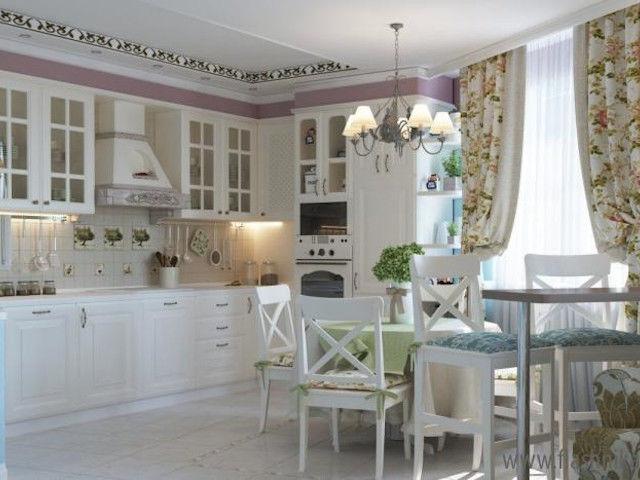 Телевизор в кухне — основные правила размещения
