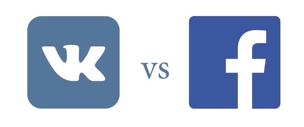Facebook против ВКонтакте. С какой сетью лучше работать с компьютера?