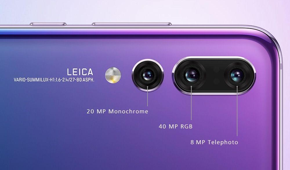 HUAWEI разрабатывает жидкие линзы для камер