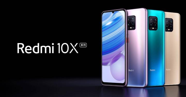 Xiaomi представила серию Redmi 10X