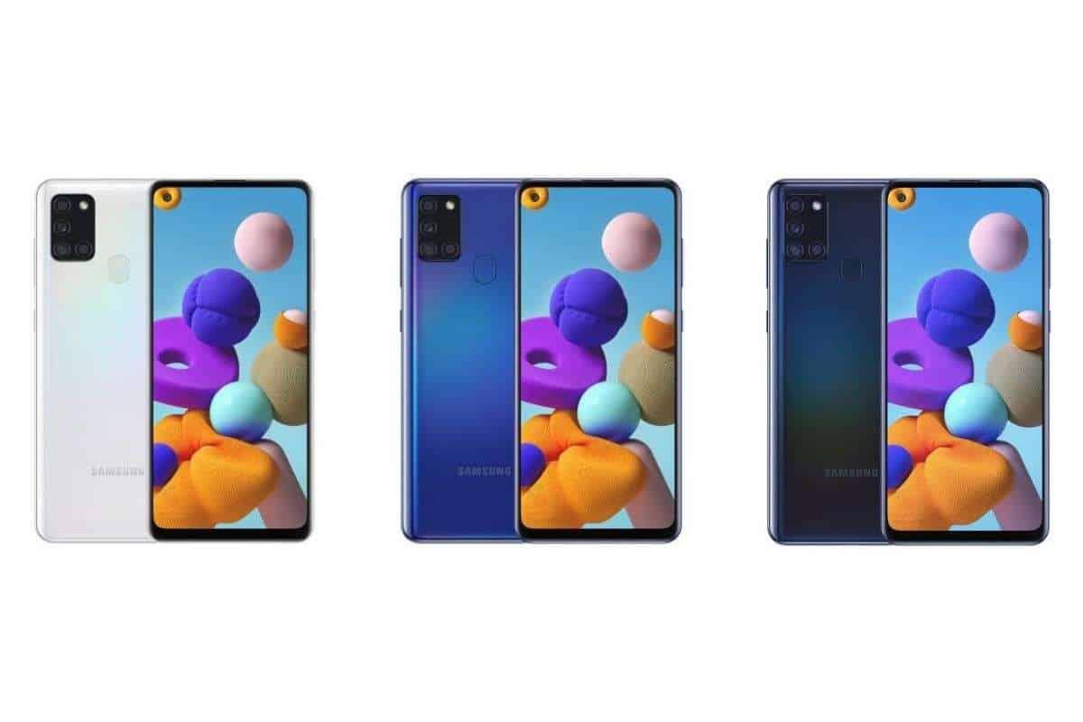 Samsung Galaxy A21s: бюджетный смартфон на новом чипе