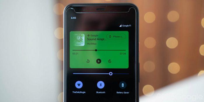 Google Pixel станет первым смартфоном, который получит Android 11